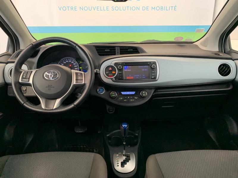 Photo 8 de l'offre de TOYOTA YARIS HSD 100H BUSINESS 5P à 8980€ chez Greencar France