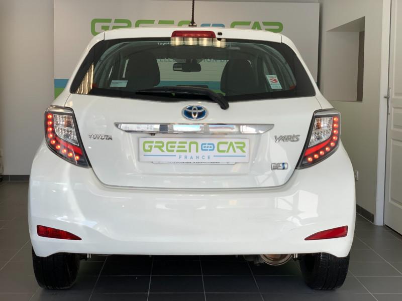 Photo 4 de l'offre de TOYOTA YARIS HSD 100H BUSINESS 5P à 8980€ chez Greencar France