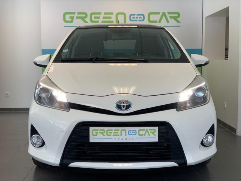 Photo 4 de l'offre de TOYOTA YARIS HSD 100H STYLE 5P à 8980€ chez Greencar France