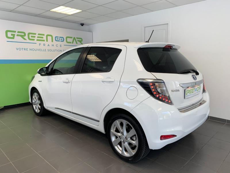 Photo 3 de l'offre de TOYOTA YARIS HSD 100H STYLE 5P à 8980€ chez Greencar France
