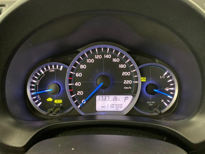 Photo 11 de l'offre de TOYOTA YARIS HSD 100H STYLE 5P à 8980€ chez Greencar France