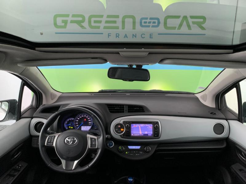 Photo 9 de l'offre de TOYOTA YARIS HSD 100H STYLE 5P à 8980€ chez Greencar France