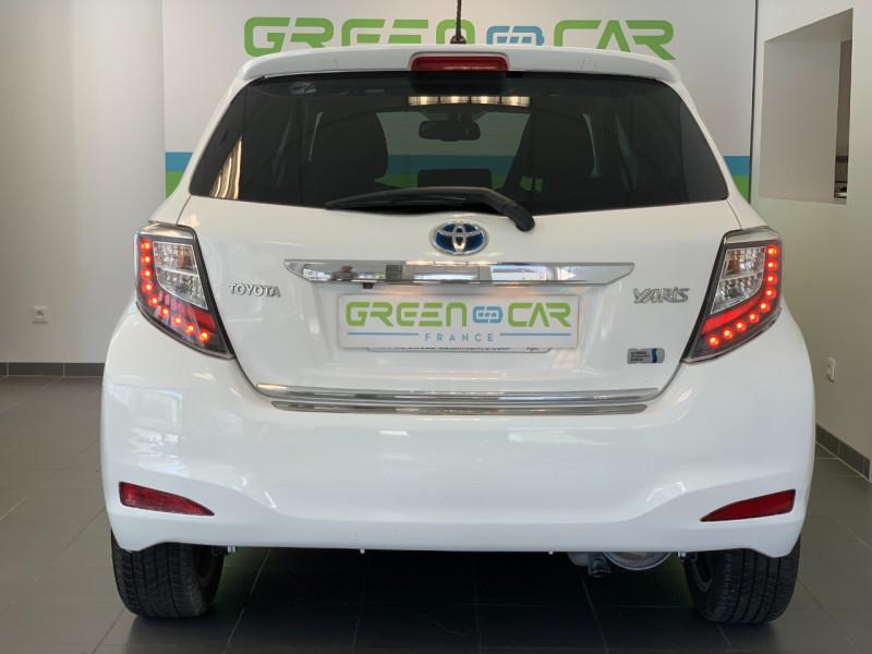 Photo 5 de l'offre de TOYOTA YARIS HSD 100H STYLE 5P à 8980€ chez Greencar France