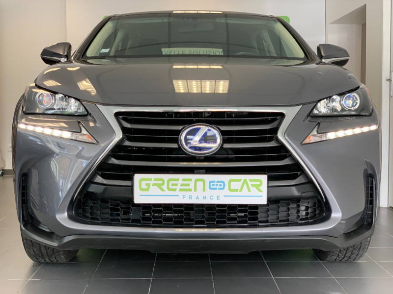 Photo 4 de l'offre de LEXUS NX 300H 2WD BUSINESS à 26500€ chez Greencar France