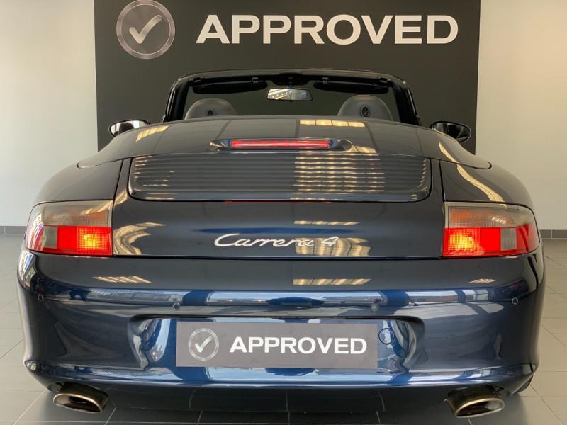 Photo 7 de l'offre de PORSCHE 911 CABRIOLET (996) 320CH CARRERA 4 TIPTRONIC à 48000€ chez Greencar France