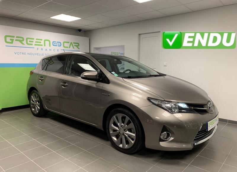 Toyota AURIS HSD 136H STYLE Hybride BEIGE Occasion à vendre
