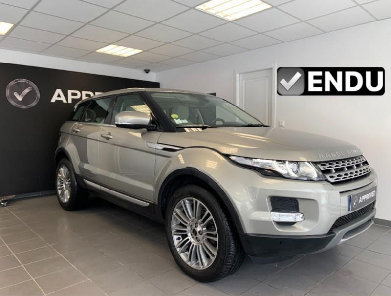 Land-Rover EVOQUE 2.2 TD4 PRESTIGE BVA Diesel BEIGE Occasion à vendre