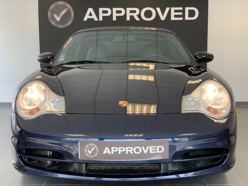 Photo 6 de l'offre de PORSCHE 911 CABRIOLET (996) 320CH CARRERA 4 TIPTRONIC à 48000€ chez Greencar France
