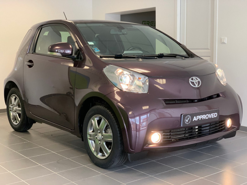 Toyota IQ 68 VVT-I IQ² MULTIDRIVE Essence VIOLET Occasion à vendre