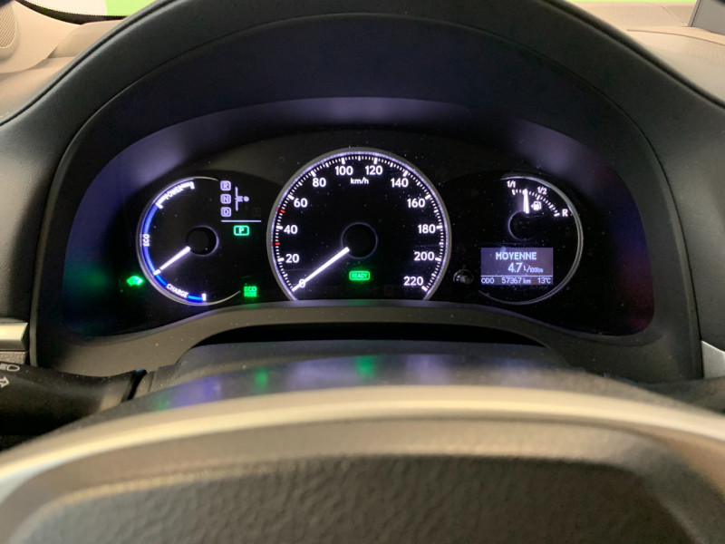 Photo 12 de l'offre de LEXUS CT 200H EMOTION à 11880€ chez Greencar France
