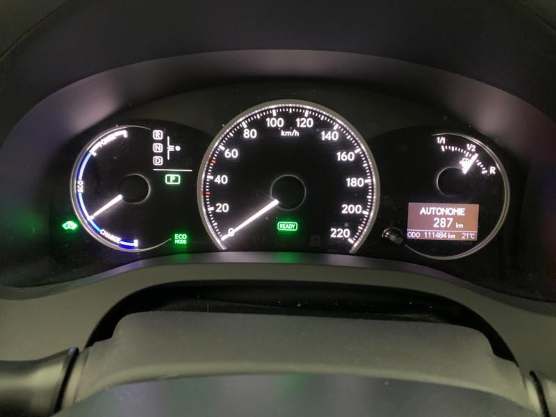 Photo 12 de l'offre de LEXUS CT 200H PASSION à 13480€ chez Greencar France