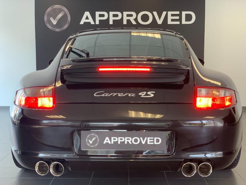 Photo 7 de l'offre de PORSCHE 911 COUPE (997) CARRERA 4S TIPTRONIC S à 54980€ chez Greencar France