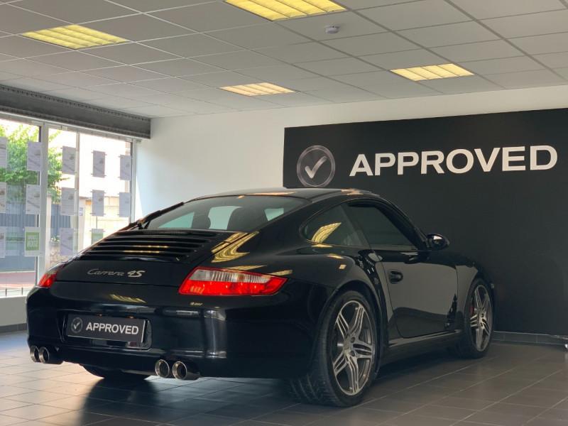 Photo 3 de l'offre de PORSCHE 911 COUPE (997) CARRERA 4S TIPTRONIC S à 54980€ chez Greencar France
