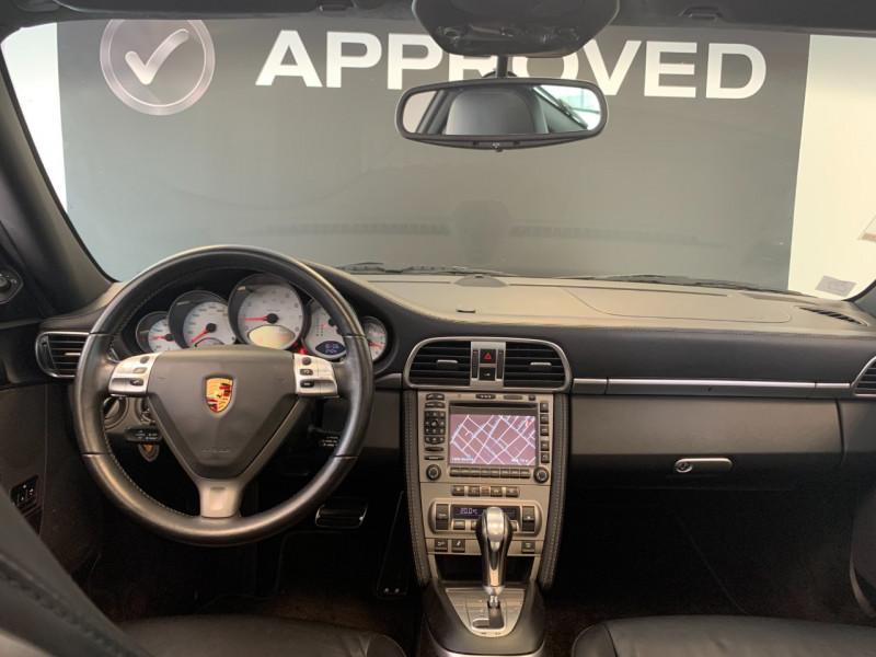 Photo 24 de l'offre de PORSCHE 911 COUPE (997) CARRERA 4S TIPTRONIC S à 54980€ chez Greencar France