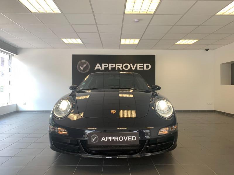 Photo 9 de l'offre de PORSCHE 911 COUPE (997) CARRERA 4S TIPTRONIC S à 54980€ chez Greencar France