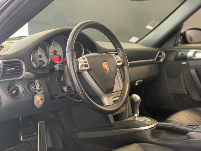 Photo 19 de l'offre de PORSCHE 911 COUPE (997) CARRERA 4S TIPTRONIC S à 54980€ chez Greencar France