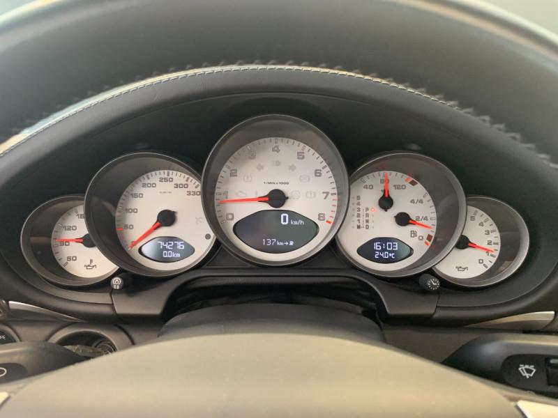 Photo 21 de l'offre de PORSCHE 911 COUPE (997) CARRERA 4S TIPTRONIC S à 54980€ chez Greencar France