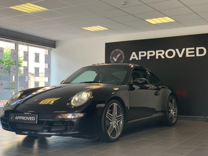 Photo 8 de l'offre de PORSCHE 911 COUPE (997) CARRERA 4S TIPTRONIC S à 54980€ chez Greencar France