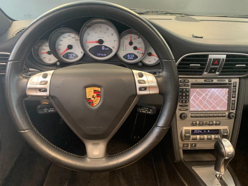 Photo 22 de l'offre de PORSCHE 911 COUPE (997) CARRERA 4S TIPTRONIC S à 54980€ chez Greencar France