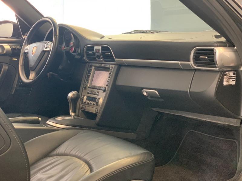 Photo 17 de l'offre de PORSCHE 911 COUPE (997) CARRERA 4S TIPTRONIC S à 54980€ chez Greencar France