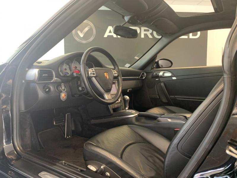 Photo 18 de l'offre de PORSCHE 911 COUPE (997) CARRERA 4S TIPTRONIC S à 54980€ chez Greencar France