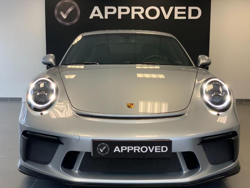 Photo 8 de l'offre de PORSCHE 911 COUPE (991) 4.0 500CH GT3 à 157980€ chez Greencar France