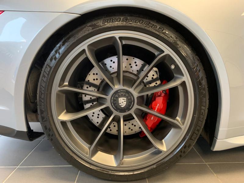 Photo 17 de l'offre de PORSCHE 911 COUPE (991) 4.0 500CH GT3 à 157980€ chez Greencar France