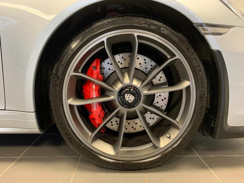 Photo 18 de l'offre de PORSCHE 911 COUPE (991) 4.0 500CH GT3 à 157980€ chez Greencar France