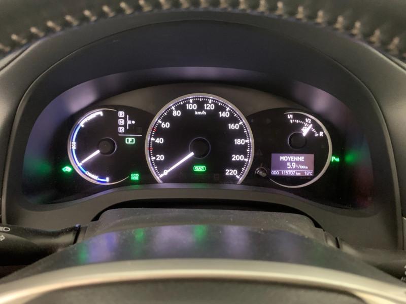 Photo 12 de l'offre de LEXUS CT 200H PASSION à 12780€ chez Greencar France