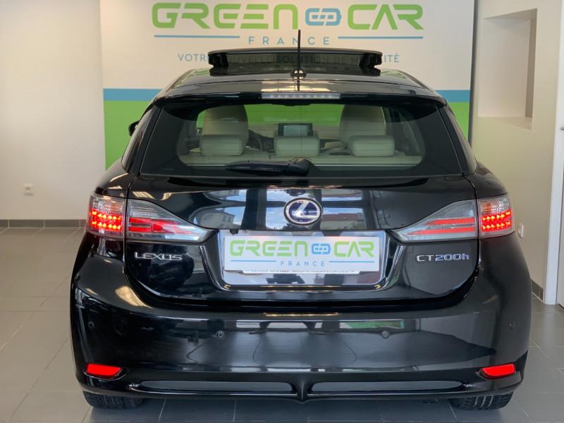 Photo 5 de l'offre de LEXUS CT 200H PASSION à 12780€ chez Greencar France