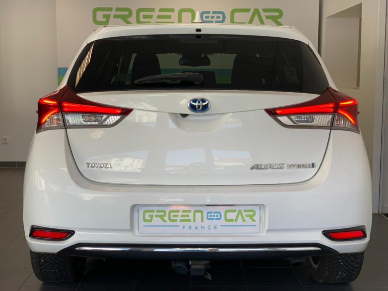 Photo 5 de l'offre de TOYOTA AURIS HSD 136H DESIGN BUSINESS à 12480€ chez Greencar France
