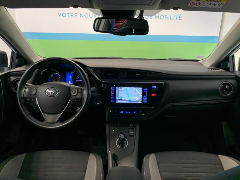 Photo 9 de l'offre de TOYOTA AURIS HSD 136H DESIGN BUSINESS à 12480€ chez Greencar France
