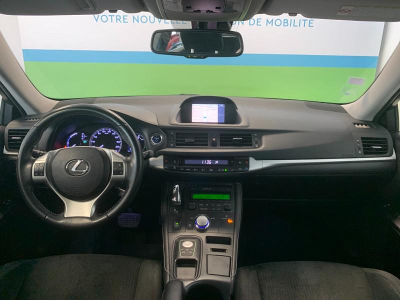 Photo 9 de l'offre de LEXUS CT 200H SENSATION à 11980€ chez Greencar France