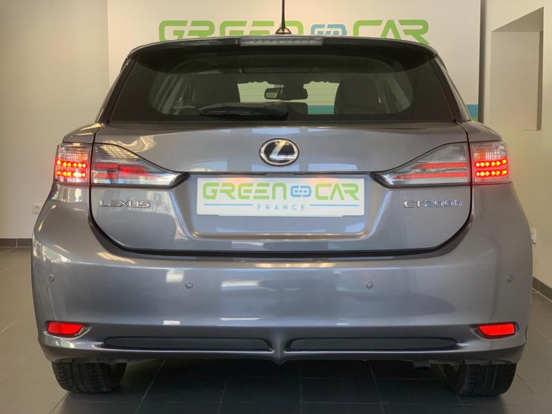 Photo 5 de l'offre de LEXUS CT 200H SENSATION à 11980€ chez Greencar France