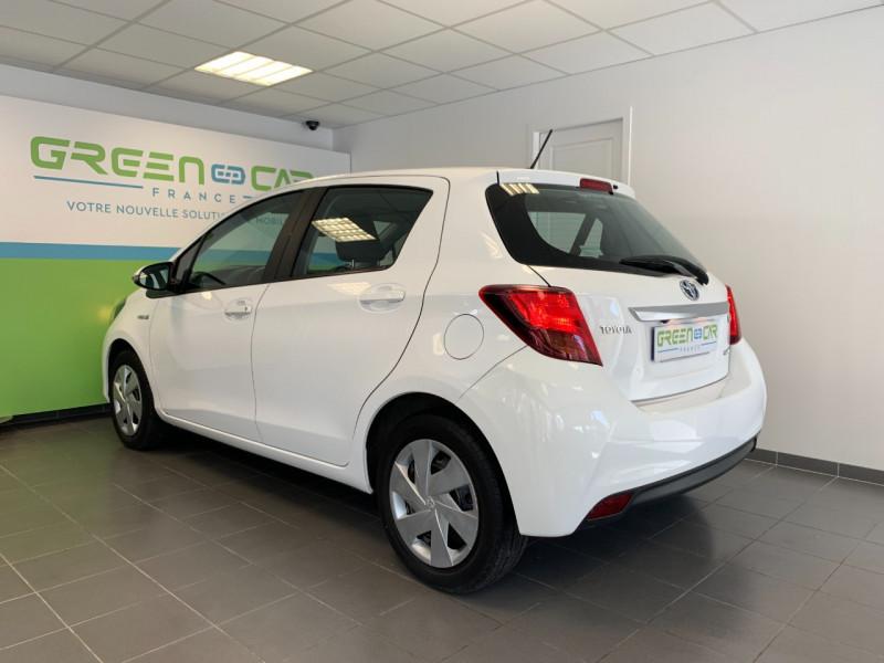 Photo 3 de l'offre de TOYOTA YARIS HSD 100H DYNAMIC 5P à 10480€ chez Greencar France