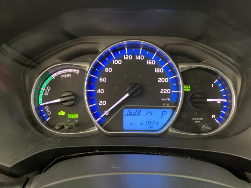 Photo 11 de l'offre de TOYOTA YARIS HSD 100H DYNAMIC 5P à 10480€ chez Greencar France