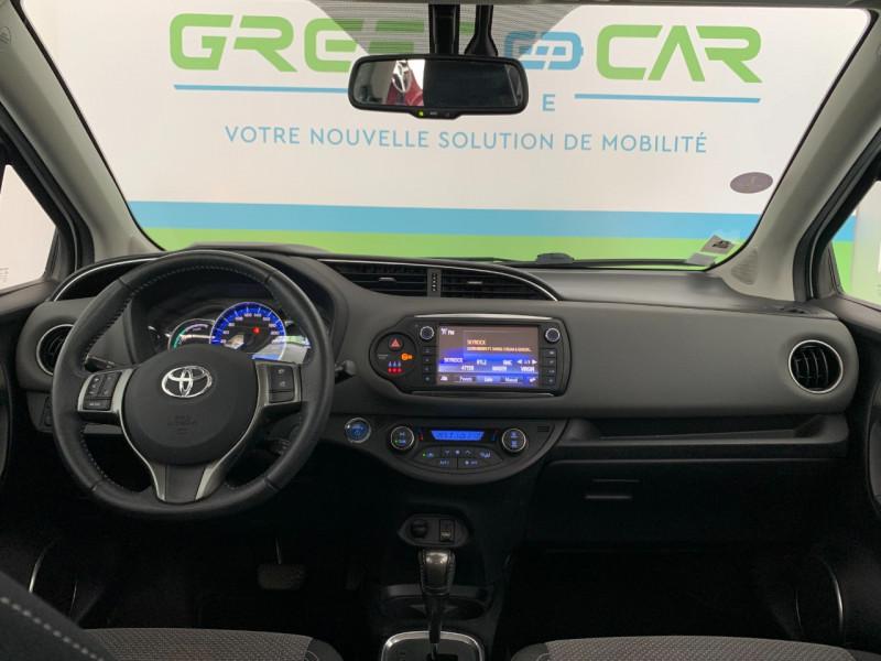 Photo 9 de l'offre de TOYOTA YARIS HSD 100H DYNAMIC 5P à 10480€ chez Greencar France