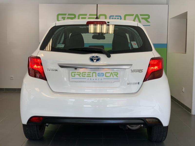 Photo 5 de l'offre de TOYOTA YARIS HSD 100H DYNAMIC 5P à 10480€ chez Greencar France