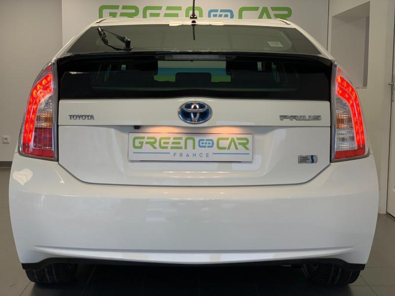 Photo 5 de l'offre de TOYOTA PRIUS 136H DYNAMIC 17 à 11980€ chez Greencar France