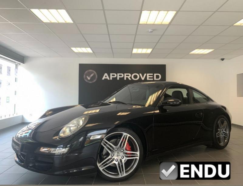 Porsche 911 COUPE (997) CARRERA 4S TIPTRONIC S Essence NOIR Occasion à vendre