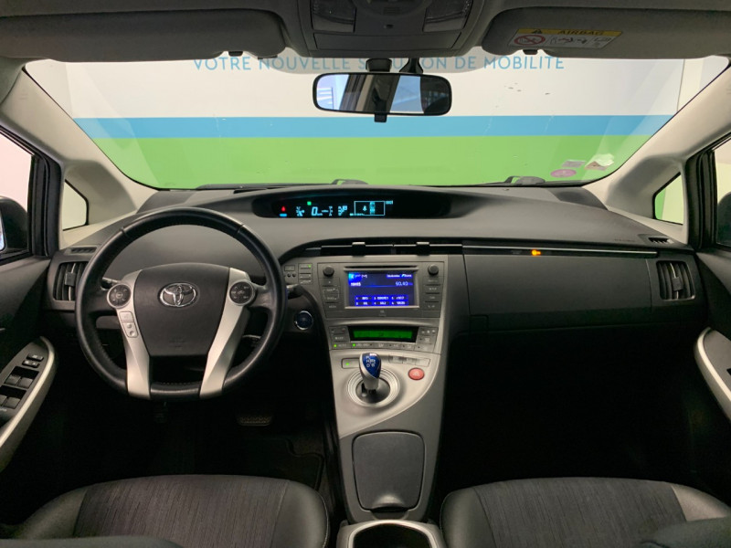Photo 9 de l'offre de TOYOTA PRIUS 136H DYNAMIC 17 à 11980€ chez Greencar France