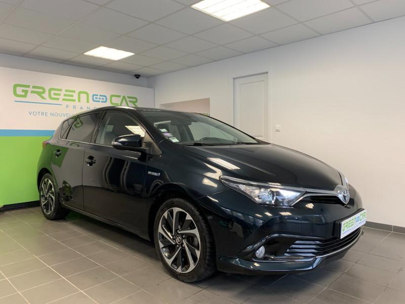 Toyota AURIS HSD 136H DESIGN BUSINESS RC18 Hybride NOIR Occasion à vendre