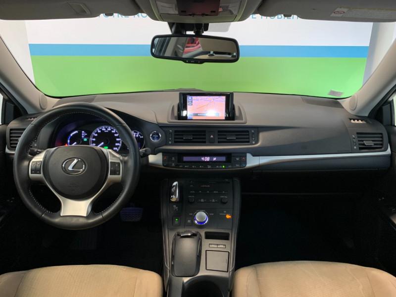 Photo 7 de l'offre de LEXUS CT 200H EMOTION à 11880€ chez Greencar France