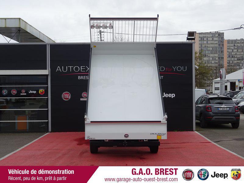 Photo 4 de l'offre de FIAT Ducato Benne 3.5 Maxi L 2.3 Multijet 160ch Aluminium Pro Lounge + Coffre à 29990€ chez Garage Auto de l'Ouest - Brest