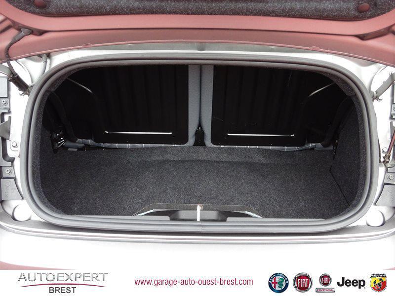 Photo 18 de l'offre de FIAT 500C 1.2 8v 69ch Eco Pack Lounge Euro6d à 13490€ chez Garage Auto de l'Ouest - Brest