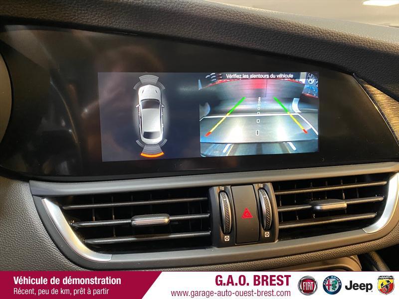 Photo 15 de l'offre de ALFA ROMEO Giulia 2.2 JTD 190ch Executive AT8 MY19 à 38990€ chez Garage Auto de l'Ouest - Brest