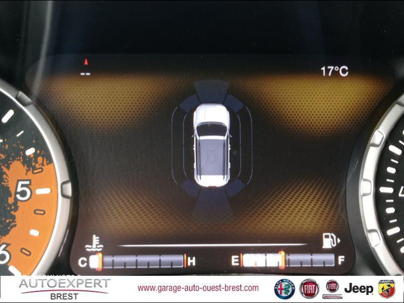 Photo 13 de l'offre de JEEP Renegade 1.6 MultiJet S&S 120ch Limited à 18990€ chez Garage Auto de l'Ouest - Brest