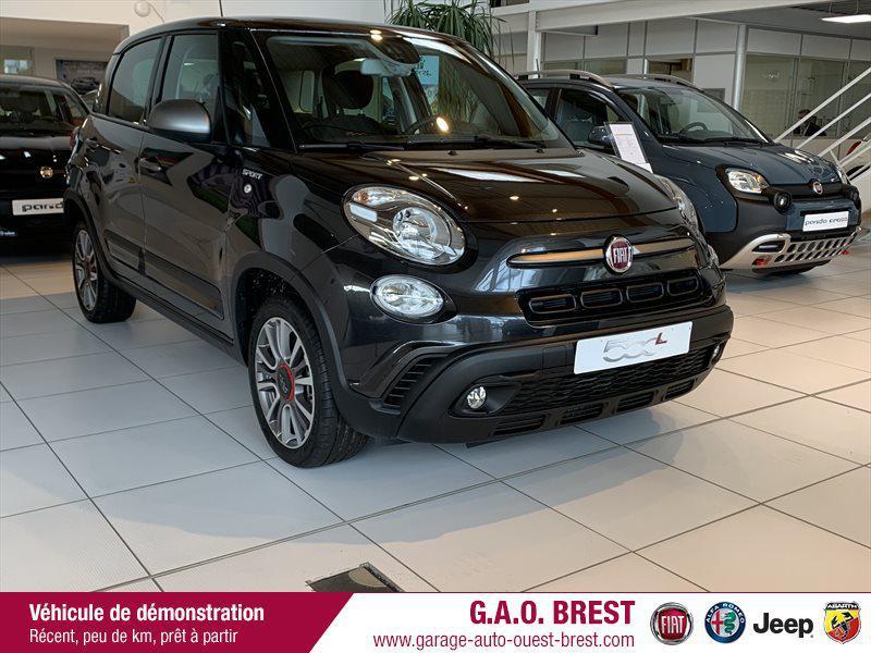 Fiat 500L 1.6 Multijet 16v 120ch S&S Sport Diesel Moda Gris Occasion à vendre