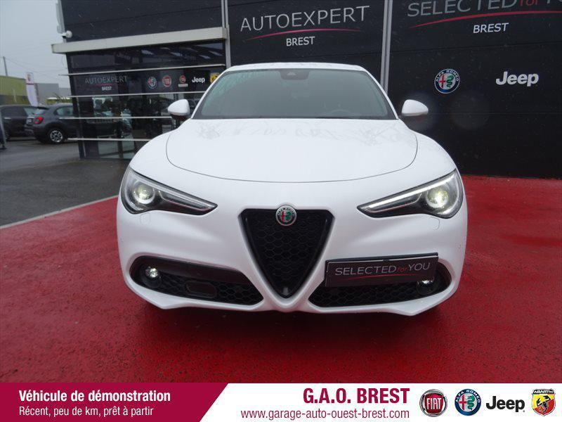 Photo 7 de l'offre de ALFA ROMEO Stelvio 2.2 Diesel 190ch Sprint AT8 MY20 à 48990€ chez Garage Auto de l'Ouest - Brest