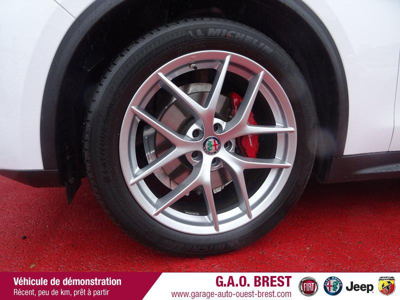 Photo 9 de l'offre de ALFA ROMEO Stelvio 2.2 Diesel 190ch Sprint AT8 MY20 à 48990€ chez Garage Auto de l'Ouest - Brest